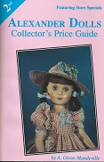 BK, 154 Alexander Dolls Collector's Price Guide