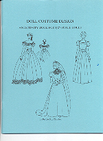 "BK 115,1/2"" scale....Doll Costume Design"