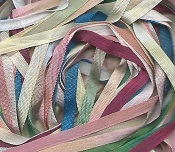 GB-6 4mm Overdyed Silk Ribbon Grab Bag