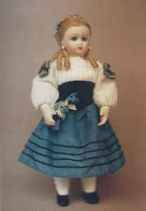 23 Pattern Roz-Doll