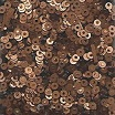 Sequin-10 Copper Round
