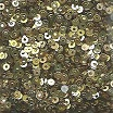Sequin-9 Gold AB Round